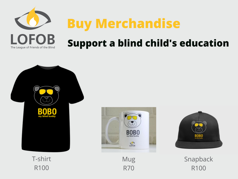 Buy Merchandise Support Education 3
